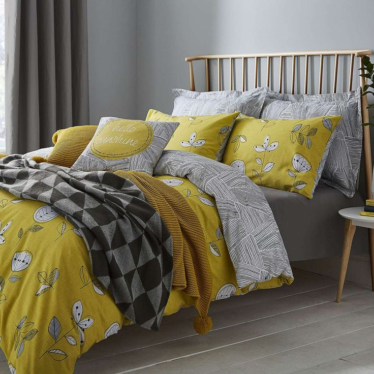 http://www.dunelm.com/product/elements-sunflower-yellow-bed-linen-collection-b02767