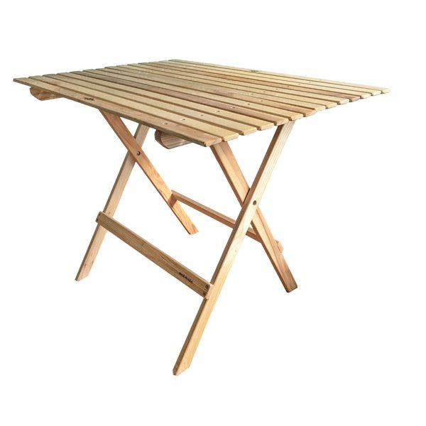 Just For You Goodridge Folding Wood Dining Table By August Grove