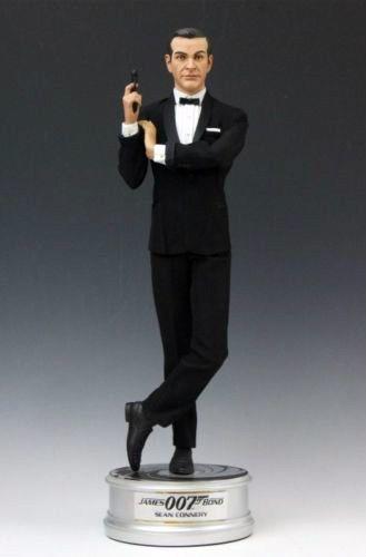 James bond suits sean connery