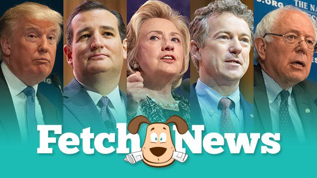 Independent media breaking news now available on top Presidential candidates: Clinton.news, Trump.news, RandPaul.news, Ted Cruz, Bernie Sanders, Scott Walker and more�