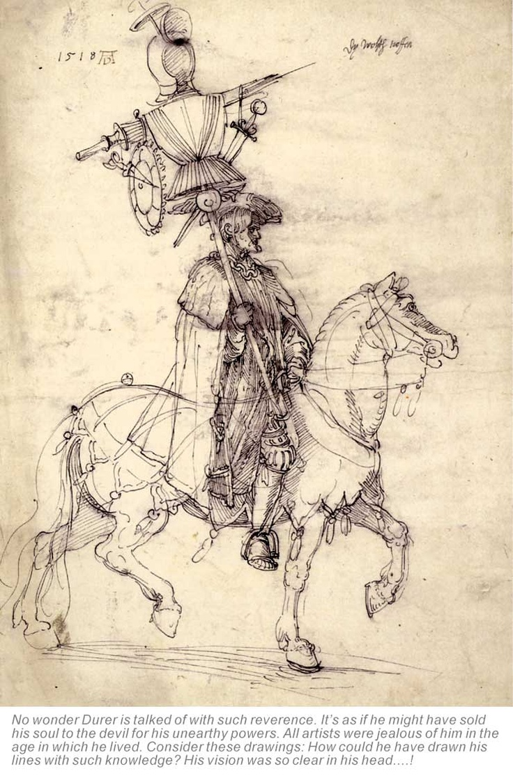 "Durer-one of Durer's ""trophy""drawings that is encoded"