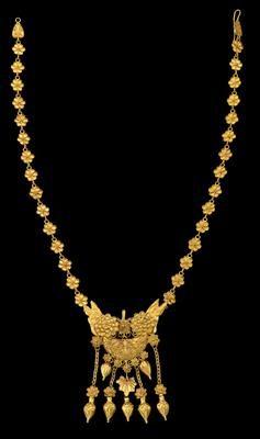 gioielli etruschi | Gioielli - Parure di gioielli in stile etrusco - Dorotheum
