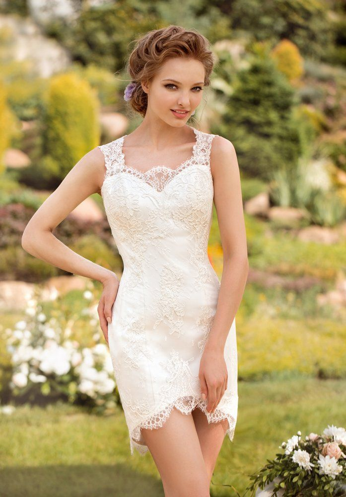 Sole mio lace dress