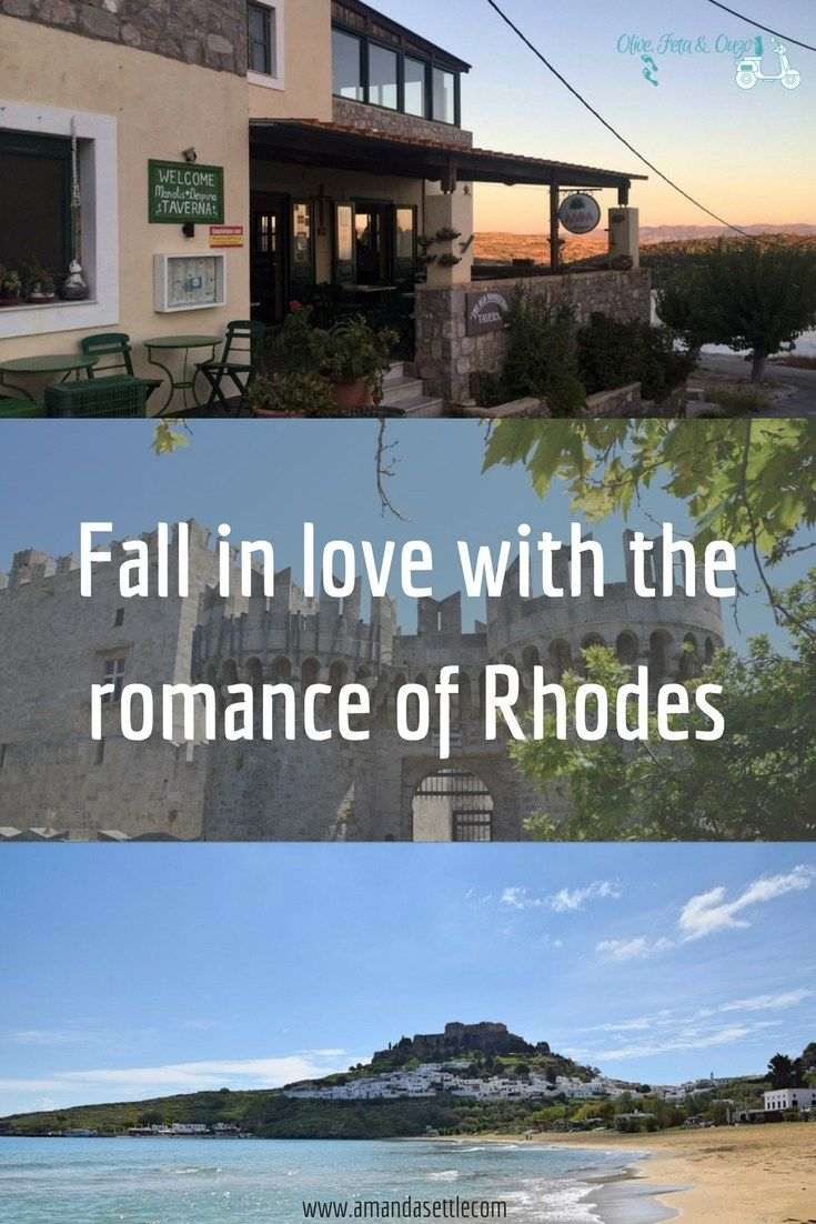 Fall in love with the romance of Rhodes