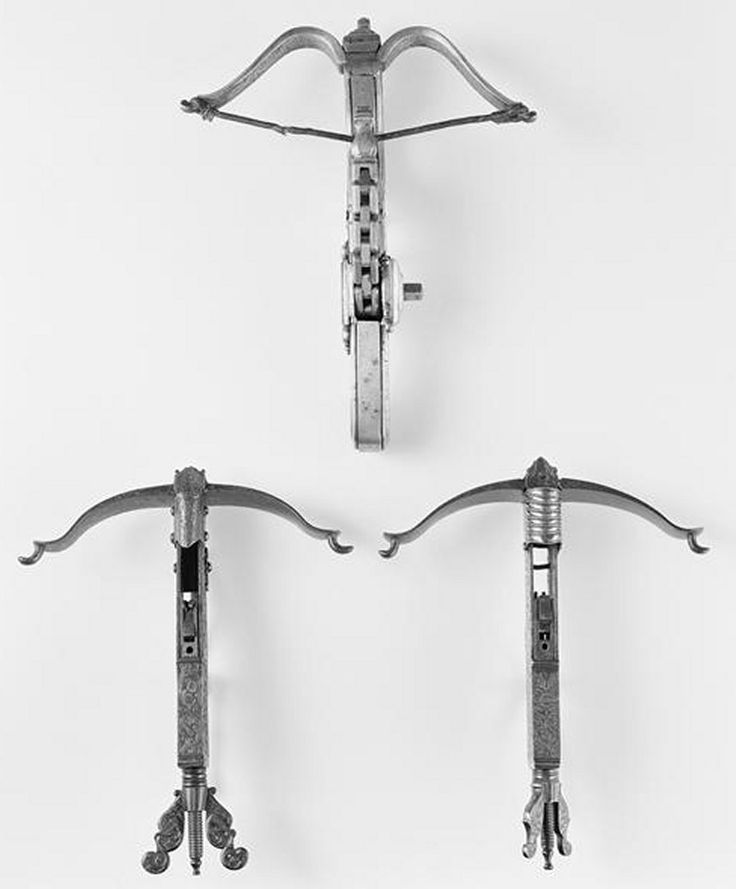 Unusual Small Crossbow, Italian c. 1580.