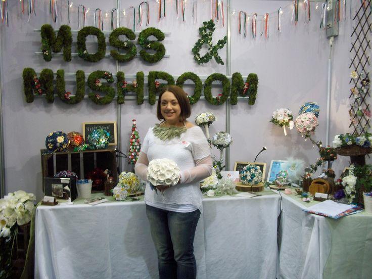 Moss & Mushroom