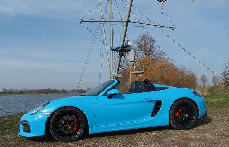 981 Spyder Besteller/Besitzer Thread - Seite 1.471 - Porsche Boxster 981 - PFF - unabhängiges Porsche Magazin & Forum
