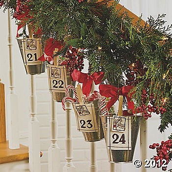 Christmas Garland Ideas 279 best christmas: windows, walls & stairs decor images on