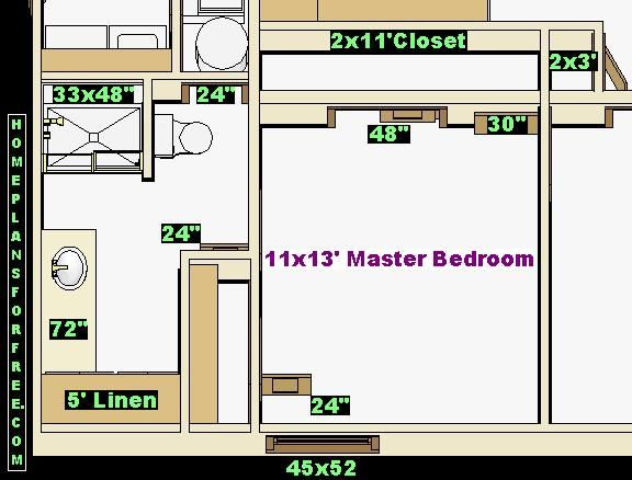 master bedroom floor plan decorating ideas model