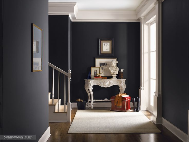 Seal Skin By Sherwin Williams (great Dining Room Color!