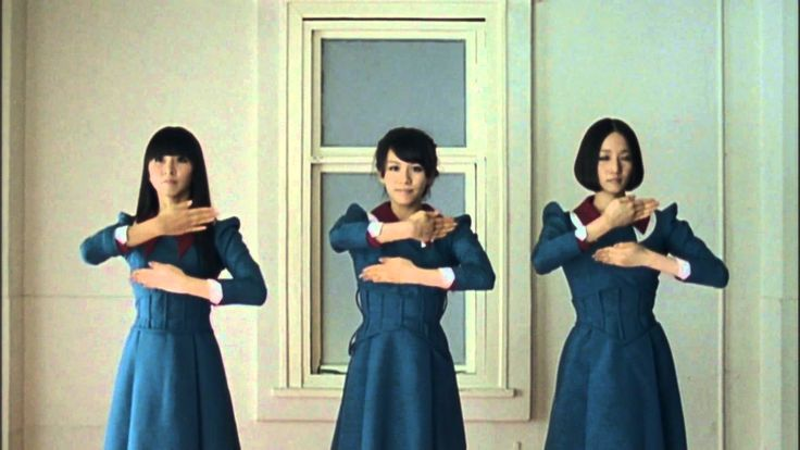 Perfume - spending all my time (LOVE IT)