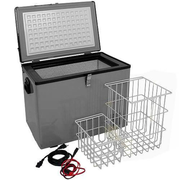 EdgeStar 43 Quart 12V DC Portable Fridge/Freezer Secondary Image
