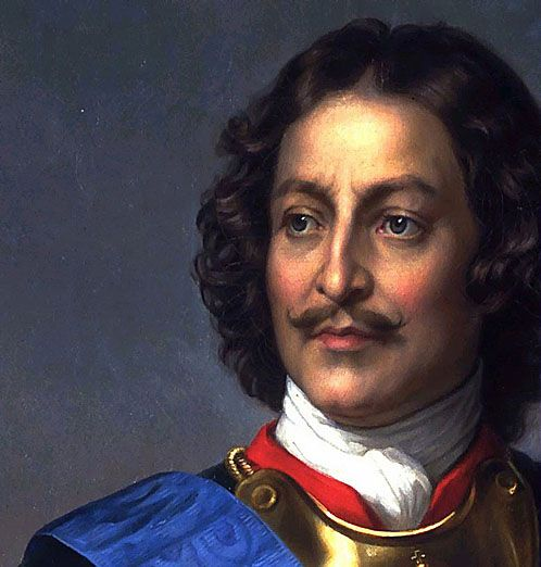 Peter the Great's reforms increased trade, yet the nobility managed to prevent the emergence of a strong commercial class.