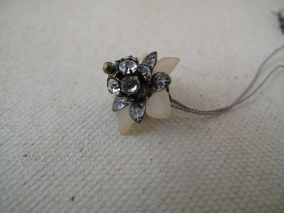 Where have all the flowers gone..Bauble Blossom by myheartscontent, $18.00
