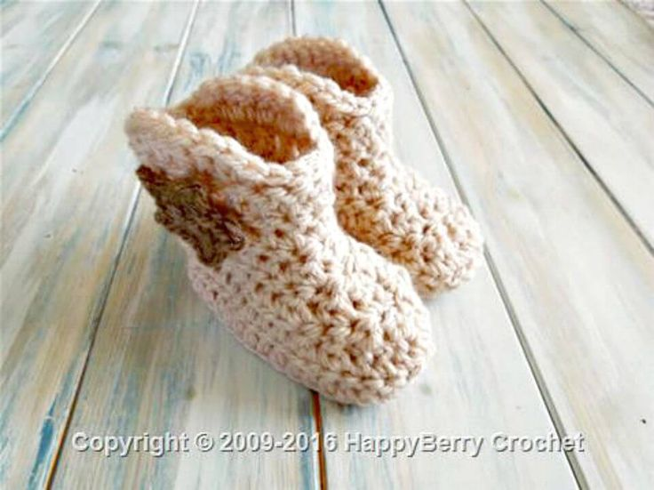 7 Free Crochet Cowboy Boots Patterns - DIY & Crafts