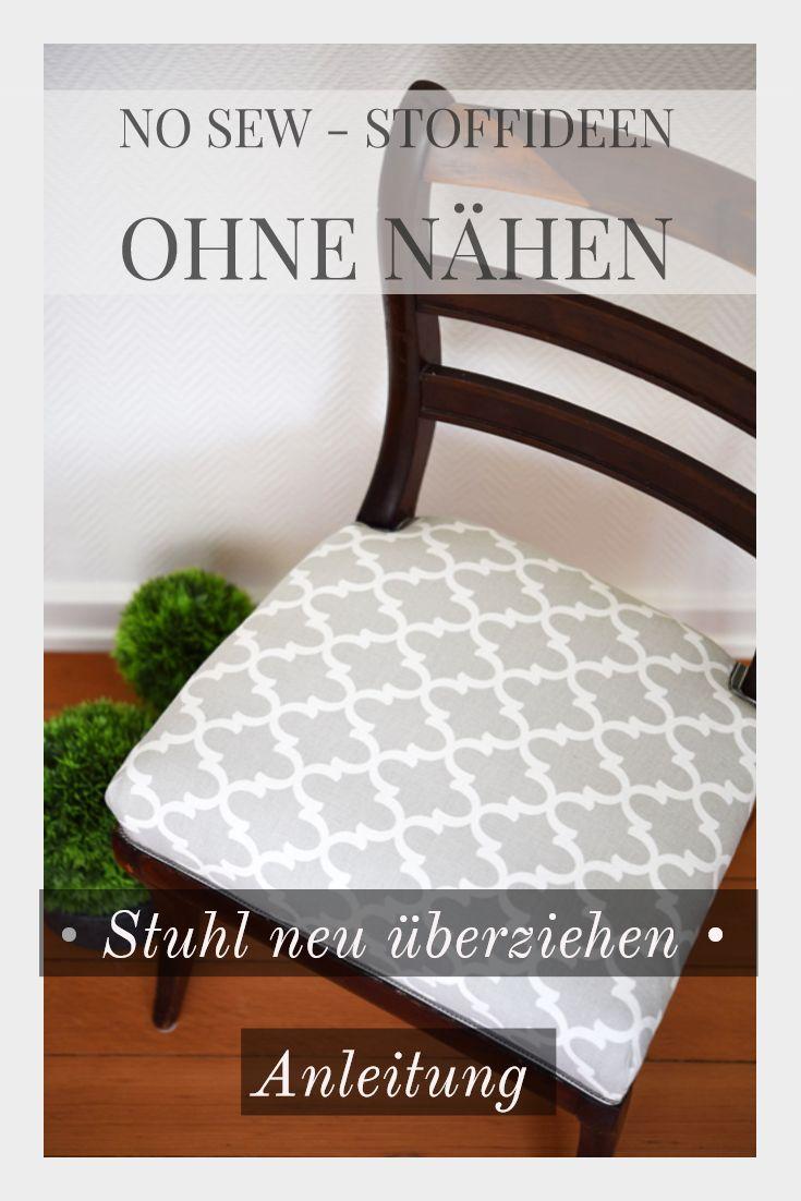 13+ Stuhl selber neu beziehen Trends