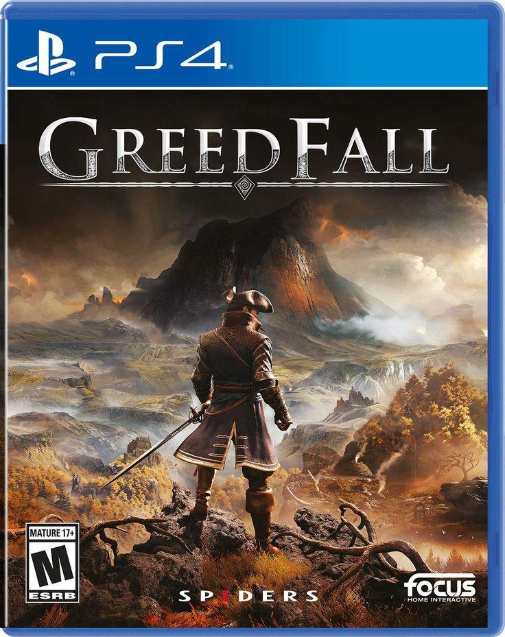 Greedfall Xbox one, Playstation, Ps4