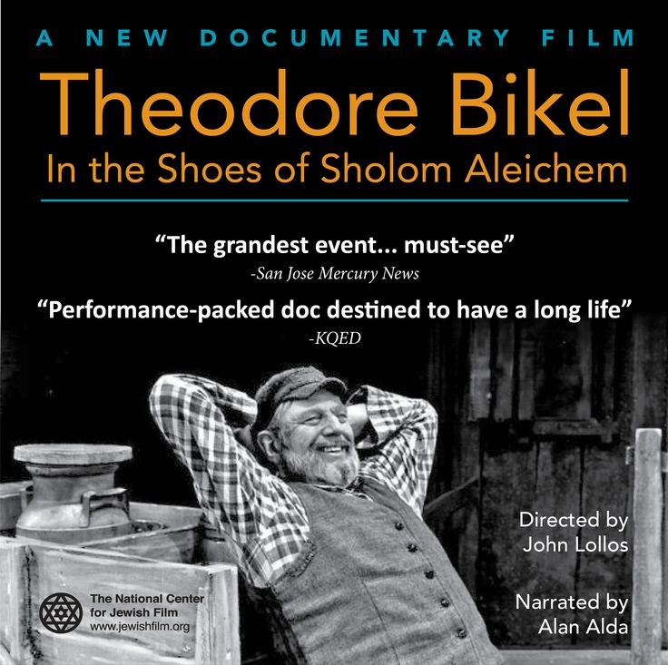 Theodore Bikel: In the Shoes of Sholom Aleichem - Director: John Lollos