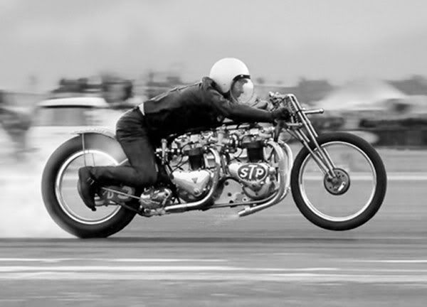 the history and evolution of motorcycles and motorcycle racing If you're interested in the history of motocross, here's a brief introduction that follows with an online exhibit presented by the motorcycle hall of fame.