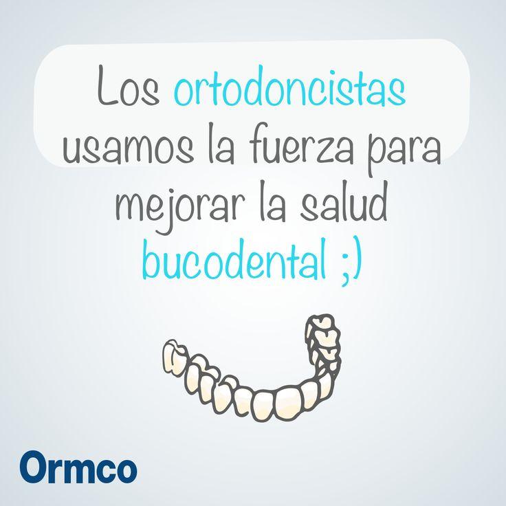#FuerzaOrtodoncista #Ortodoncistas #SaludBucodental #SonrisasSanas