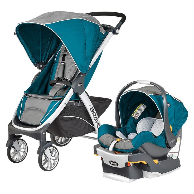 Chicco Bravo Travel System | Travel systems for baby ...