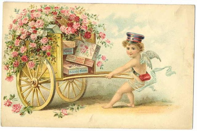 Valentine's Day - VictorianTraditions  Plus, why red roses?  Chocolates?  And, more.