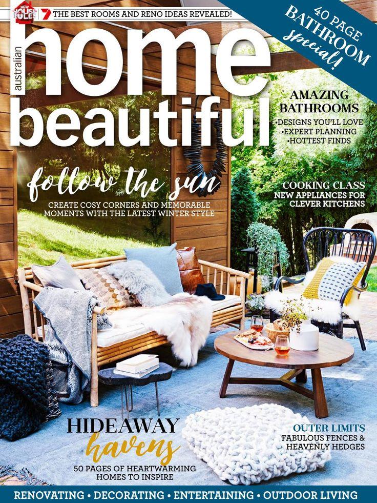 Home Beautiful July 2016 heatstrip.com.au
