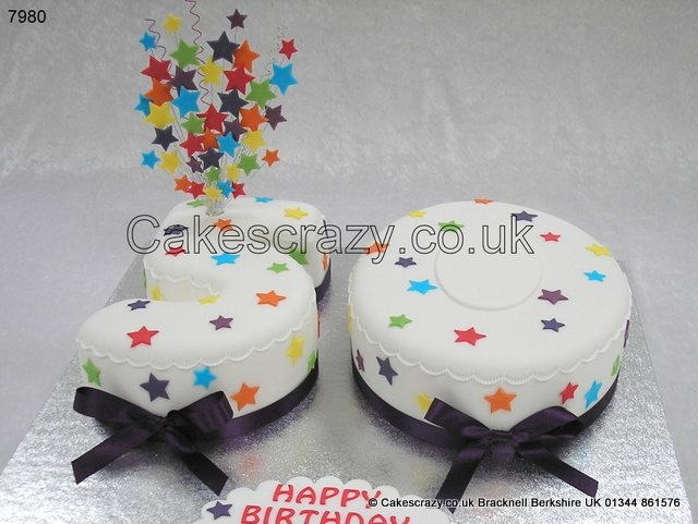 how to make a multi coloured cake