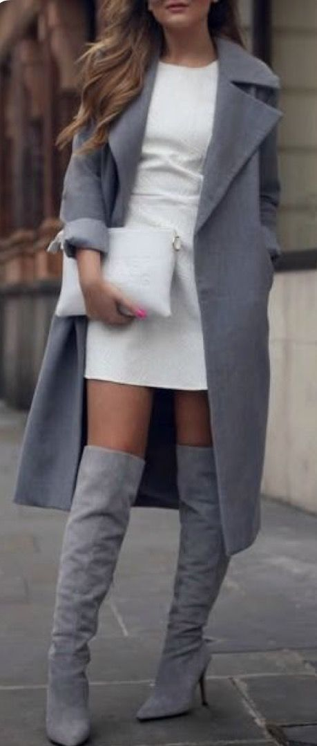 Not feeling the boots but I love the coat