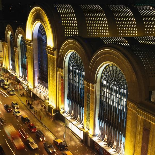 The Abasto shopping center--right down the street from my apartment in Buenos Aires. Home to the only Kosher McDonald's outside of Israel.
