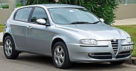 MKL Motors offers high quality reconditioned Alfa Romeo 147 Engines (also known as remanufactured Alfa Romeo 147 Engines) at an affordable rate.