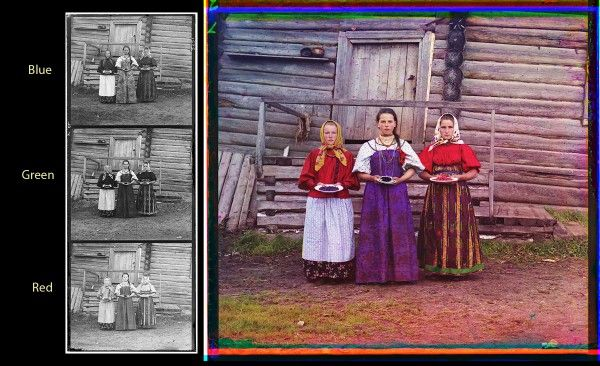 What Russia looked like before 1917 ... in color