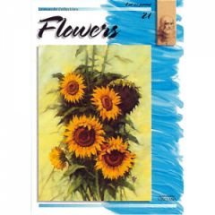 Leonardo Collection Desen Kitabı #21 Flowers