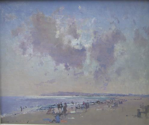 Fred Cuming | Camber Sands, Summertime