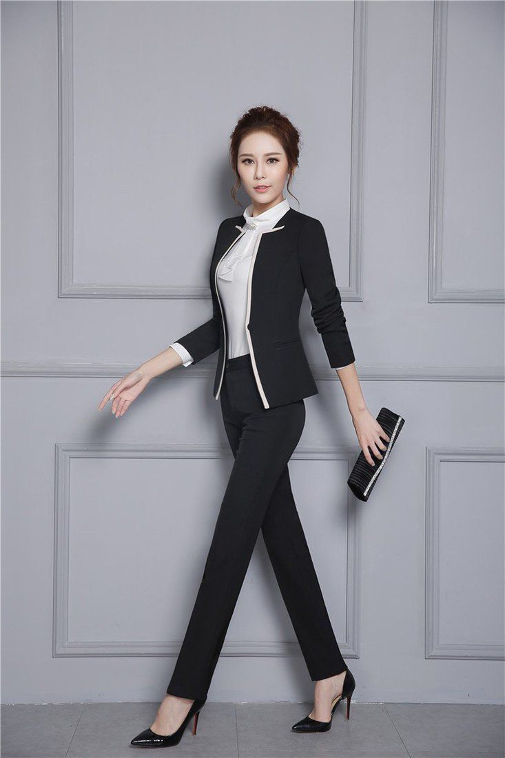 Winter Pant Suits For Women