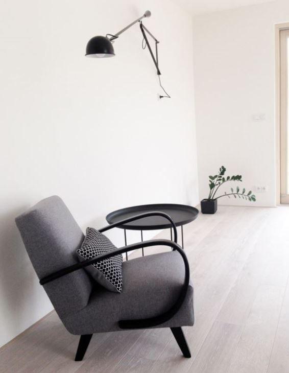 Czechoslovakia design restored chair keporkakfurniture.cz