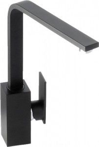 Abode New Media Single Lever Tap With Swivel Spout Colour  AT1182/3