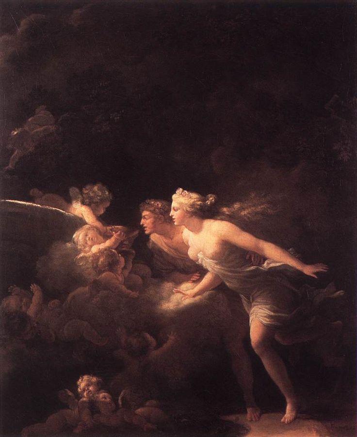Jean Honoré Fragonard - The Fountain of Love