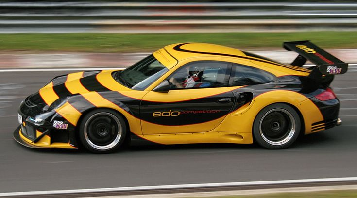 """2005 Porsche 911 GT2 RS Edo Competition """"Maya the Bee"""""""