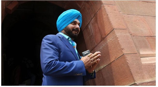 Assembly polls game is getting hotter by the day in Punjab and the prospects of cricketer-turned-politician Navjot Sidhu joining the Aam Aadmi Party (AAP) set off tremors in the Congress camp. Grabbing the opportunity Punjab chief Captain Amarinder Singh went ahead and invited him to join the Congre