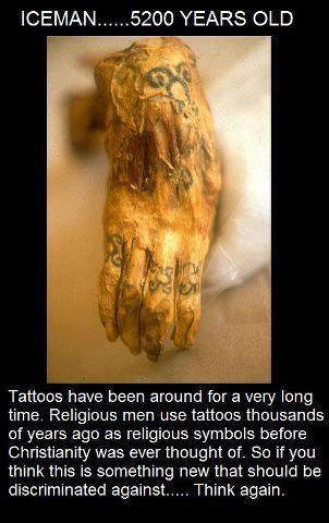 Ancient Tattoo
