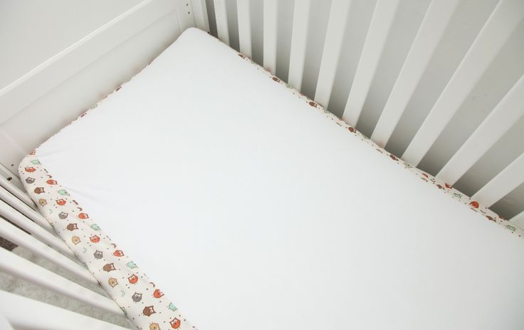 Protect Your Mattress Efficiently With The Slumbersac Waterproof Fitted Cot  Bed Sheet With The Owl Print.