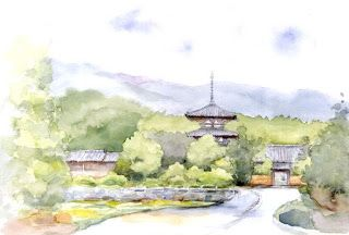 Art Collection: Watercolor 23