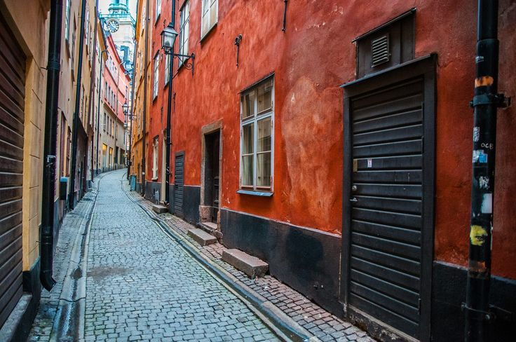 Narrow Streets by Arild Aarnes on 500px