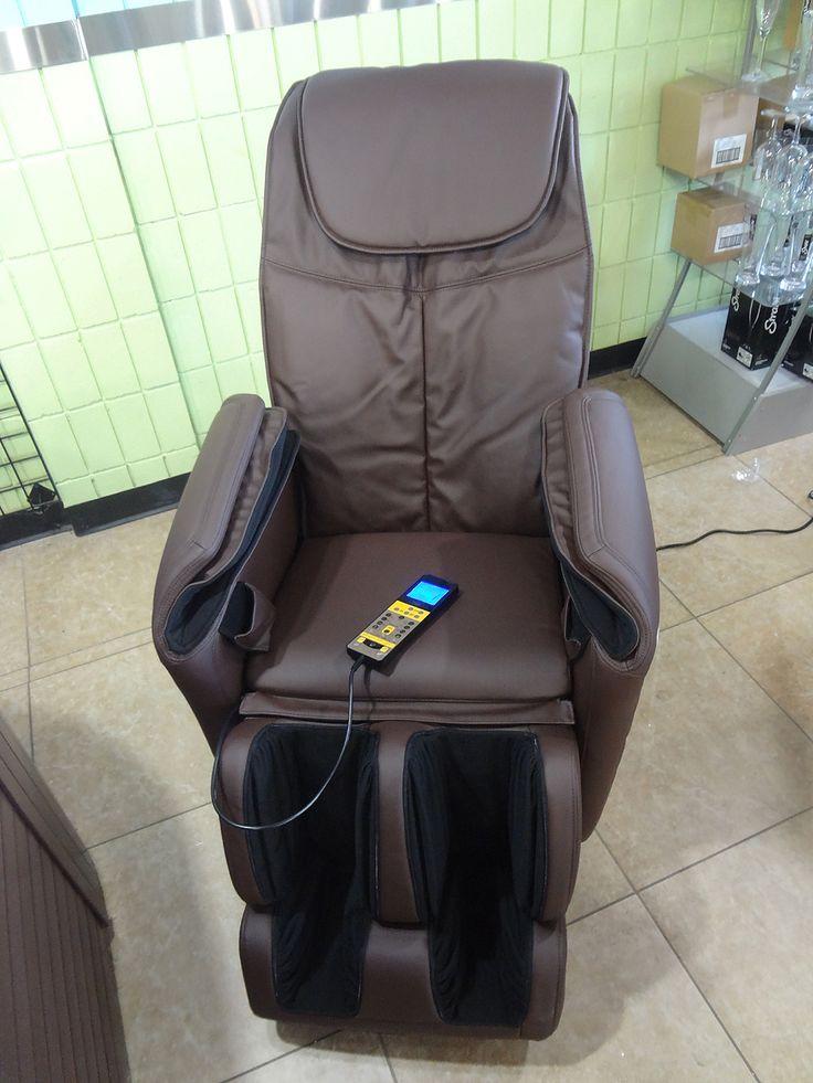 Trinity TR-51 Massage Chair. For more information please visit http://www.premiumpoolandspa.ca
