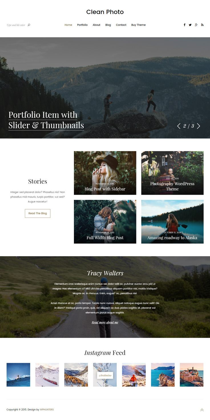 Clean Photo is Premium Responsive Retina #WordPress #Photography Theme. #ParallaxScrolling. Visual Composer. Minimal Design. Test free demo at: http://www.responsivemiracle.com/clean-photo-premium-responsive-photography-portfolio-wordpress-theme/