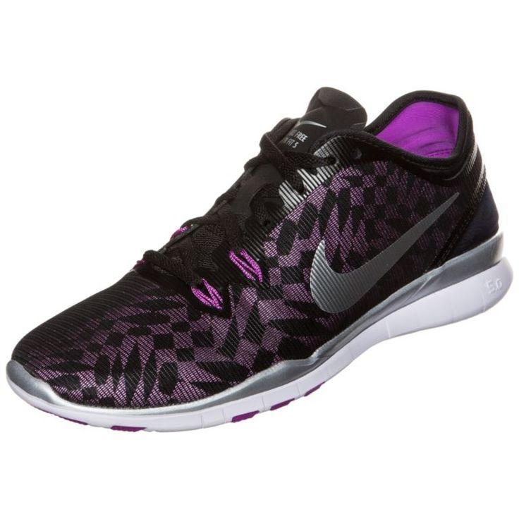 0886737138014 | #Nike #Fitnessschuhe #Damen #schwarz / #lila