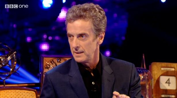 """Apparently, I just witnessed a life-altering, historical event...   """"Doctor Who"""" Announcement: And the New Doctor Is…. Peter Capaldi!"""