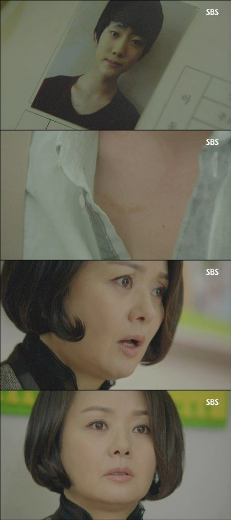 """""""That Winter, The Wind Blows"""" Jo In Sung's Scar, Any Relation to Baek Jong Ok?"""