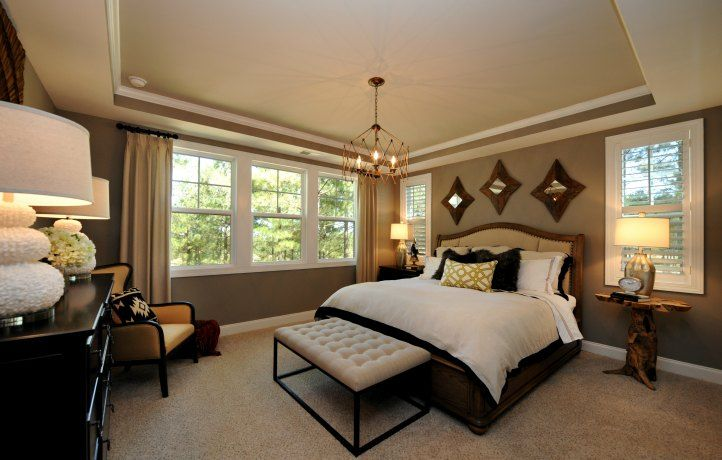 Only First Floor Master Bedrooms At Vistas At Chapel Ridge New Home Community Pittsboro